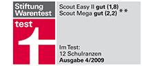 Scout Zertifikate