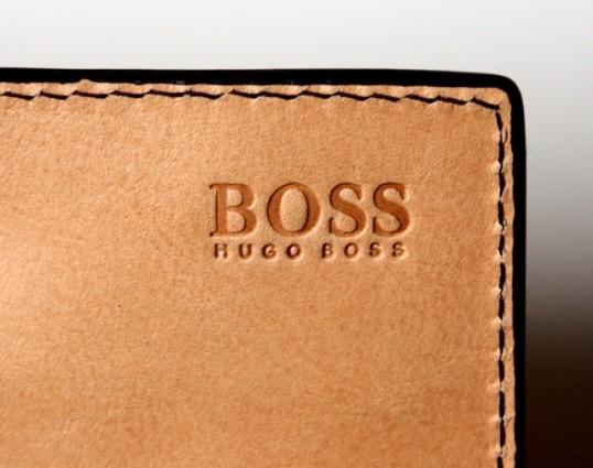 hugo boss black label mini brieftasche geldb rse. Black Bedroom Furniture Sets. Home Design Ideas