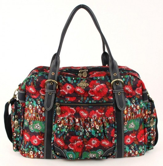 Oilily Winter Wave Weekender rot