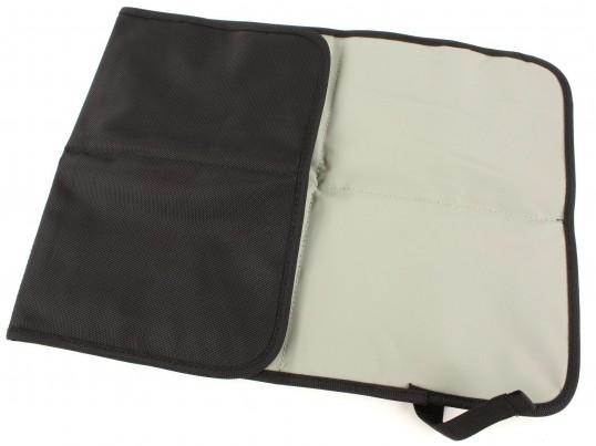 l ssig wickelauflage wickelunterlage f r tasche schwarz ebay. Black Bedroom Furniture Sets. Home Design Ideas
