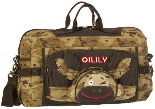 oilily wickeltasche tasche diaperbag khaki camouflage ebay. Black Bedroom Furniture Sets. Home Design Ideas