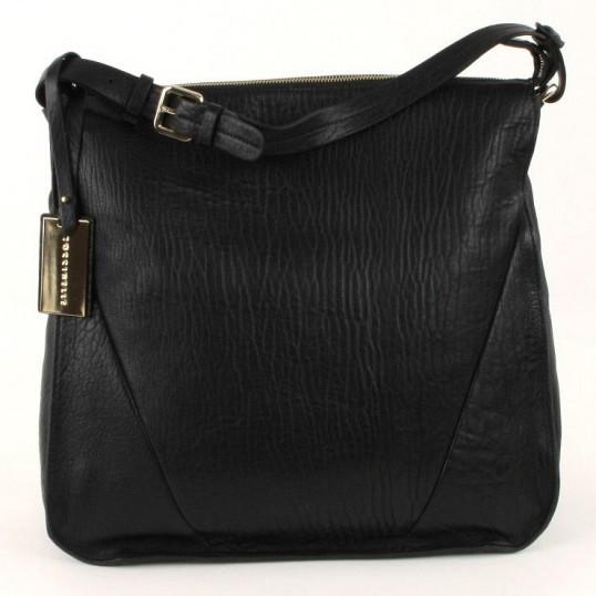 coccinelle shopper tasche handtasche ingrid schwarz bag ebay. Black Bedroom Furniture Sets. Home Design Ideas