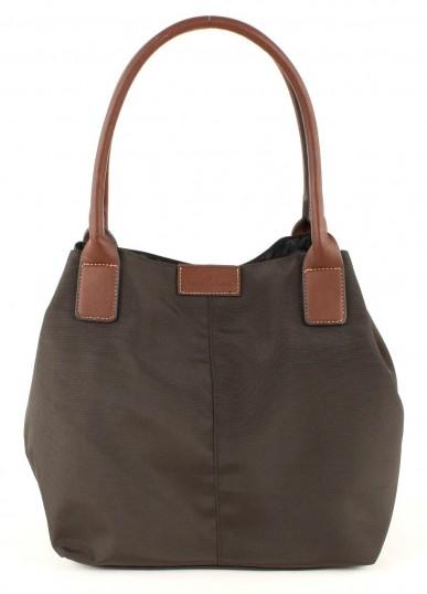 tom tailor tasche handtasche shopper miri braun brown ebay. Black Bedroom Furniture Sets. Home Design Ideas