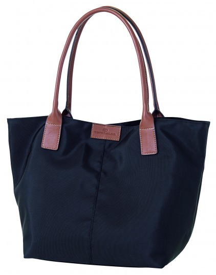 tom tailor tasche handtasche shopper henkeltasche black ebay. Black Bedroom Furniture Sets. Home Design Ideas