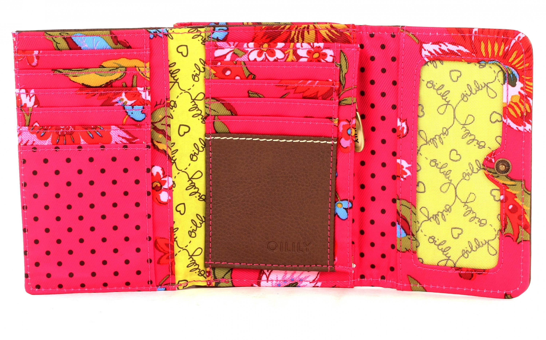 oilily colored dreams s wallet geldb rse geldbeutel. Black Bedroom Furniture Sets. Home Design Ideas