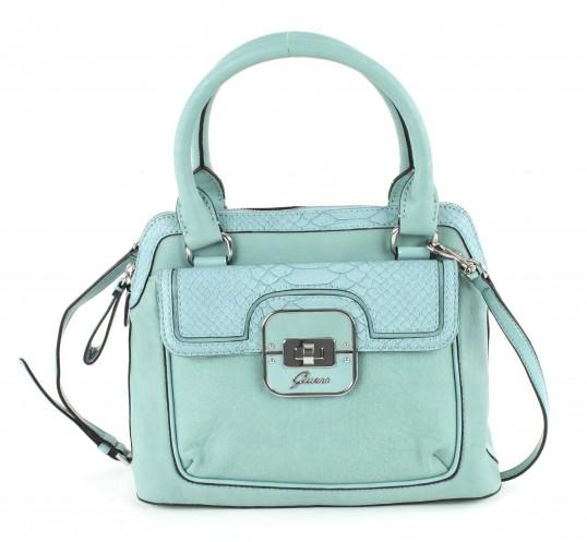 guess twyla small satchel tasche schultertasche handtasche. Black Bedroom Furniture Sets. Home Design Ideas