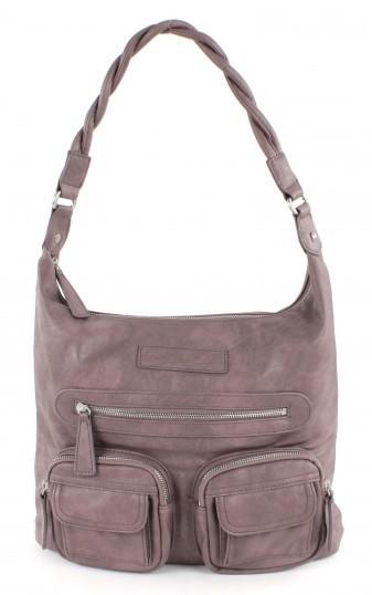 fritzi aus preu en liane vegas tasche schultertasche handtasche lila. Black Bedroom Furniture Sets. Home Design Ideas