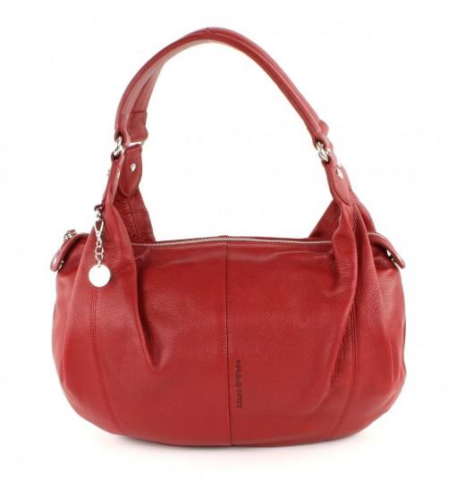 marc o 39 polo bernadette bag tasche schultertasche henkeltasche damen rot red neu ebay. Black Bedroom Furniture Sets. Home Design Ideas
