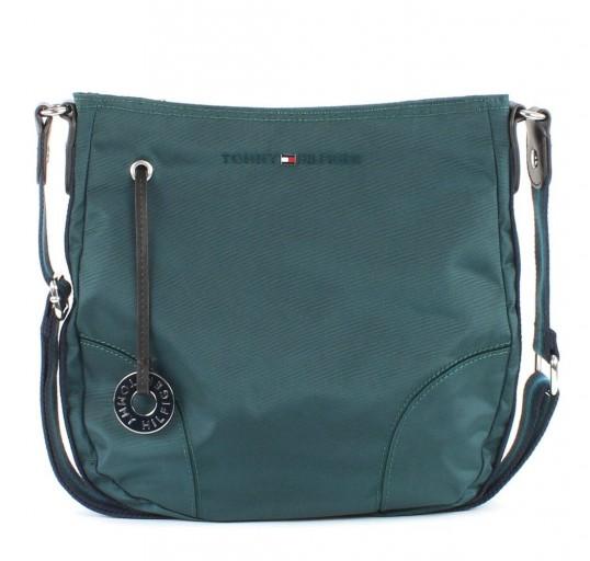 tommy hilfiger flat crossover tasche handtasche. Black Bedroom Furniture Sets. Home Design Ideas