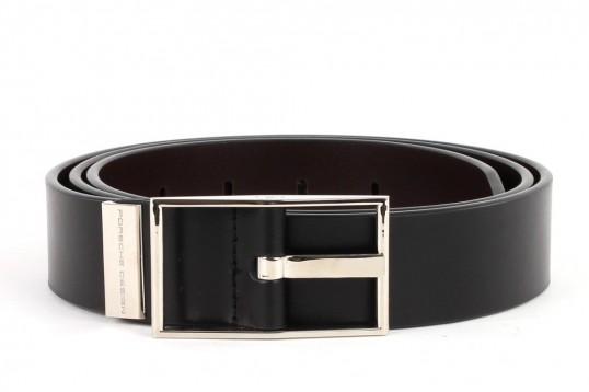 porsche design belts ohio 35 g rtel belt lederg rtel herren schwarz black leder ebay. Black Bedroom Furniture Sets. Home Design Ideas
