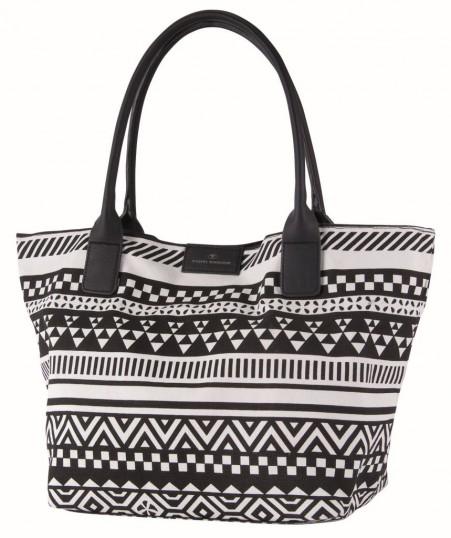 tom tailor miri graphics shopper tasche handtasche. Black Bedroom Furniture Sets. Home Design Ideas