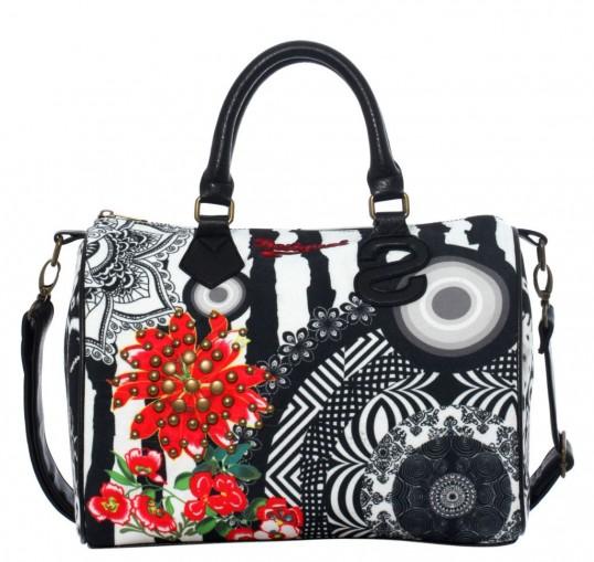 desigual bols bowling jackson tasche handtasche. Black Bedroom Furniture Sets. Home Design Ideas