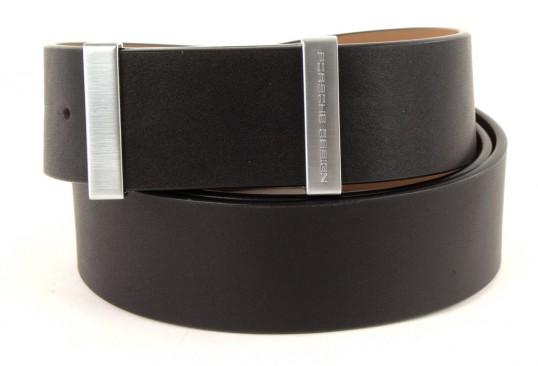 porsche design belts maine 40 g rtel belt lederg rtel herren schwarz black neu. Black Bedroom Furniture Sets. Home Design Ideas