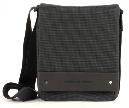 porsche design cargon shoulderbag m tasche umh ngetasche. Black Bedroom Furniture Sets. Home Design Ideas