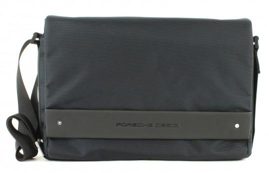 porsche design cargon 2 5 messengerbag m tasche. Black Bedroom Furniture Sets. Home Design Ideas