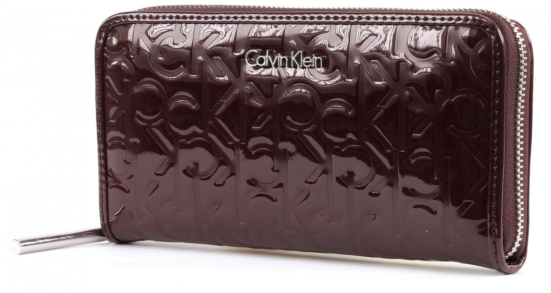 calvin klein maggie large zip around portemonnaie geldb rse geldbeutel damen neu ebay. Black Bedroom Furniture Sets. Home Design Ideas