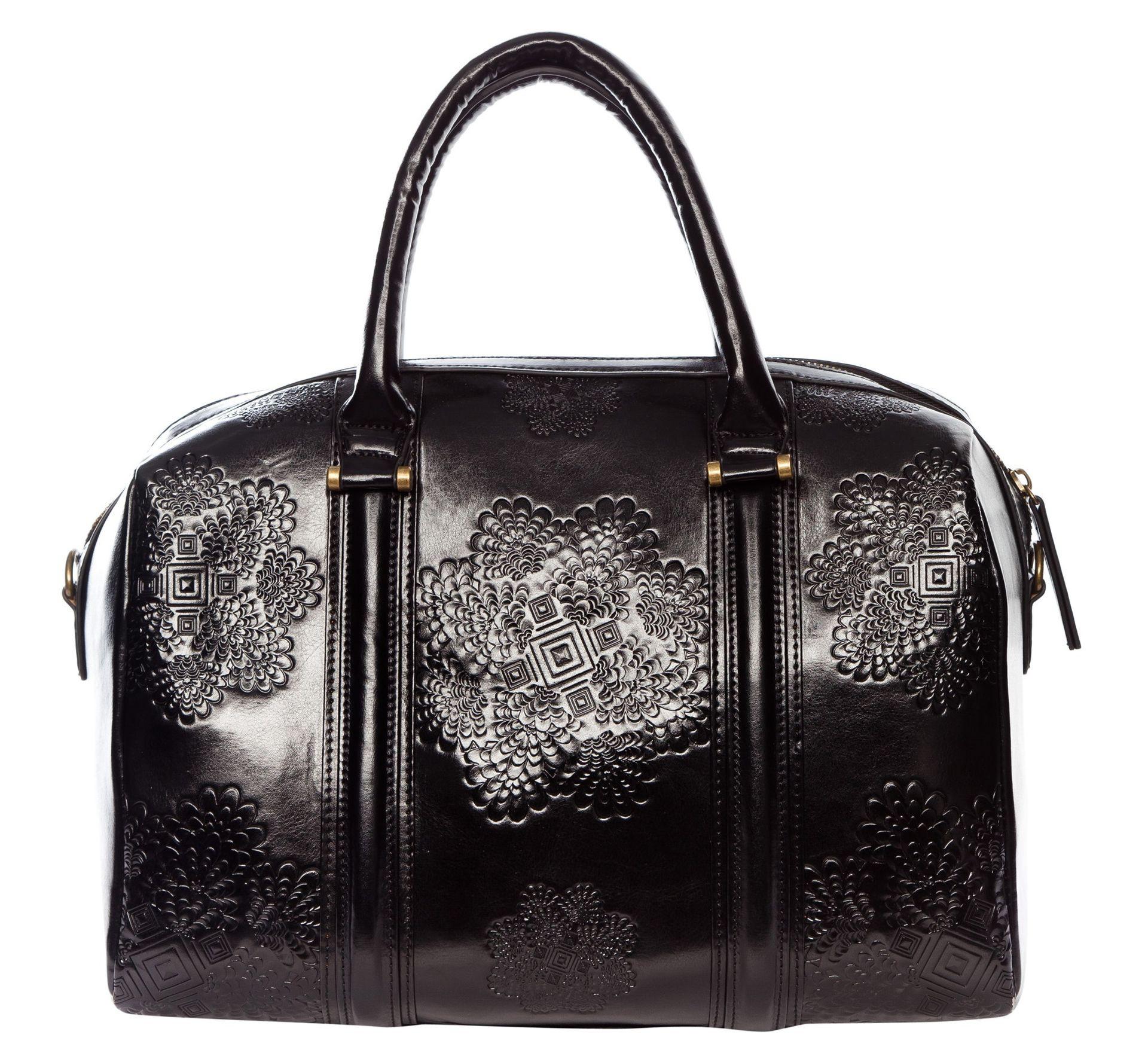 desigual bols malta neograb tasche handtasche umh ngetasche damen schwarz neu ebay. Black Bedroom Furniture Sets. Home Design Ideas