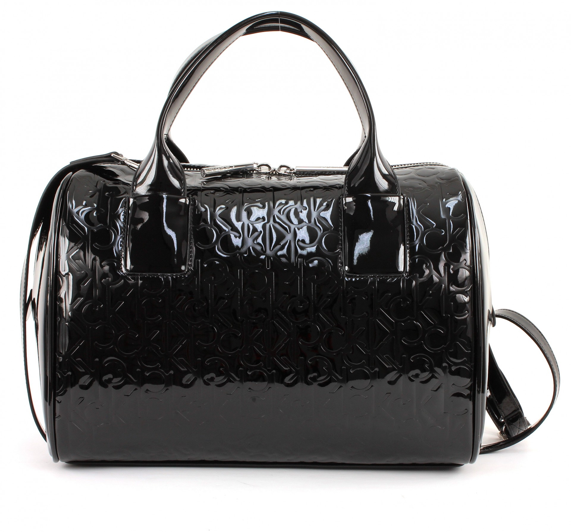 calvin klein maggie large ew tote tasche schultertasche shopper damen schwarz. Black Bedroom Furniture Sets. Home Design Ideas