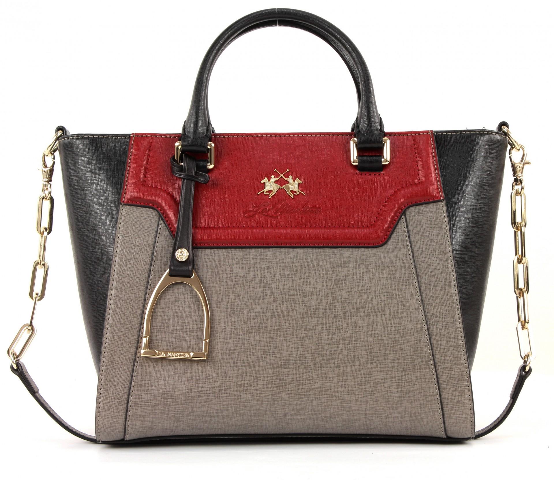 la martina new rodriquez medium handbag tasche handtasche. Black Bedroom Furniture Sets. Home Design Ideas