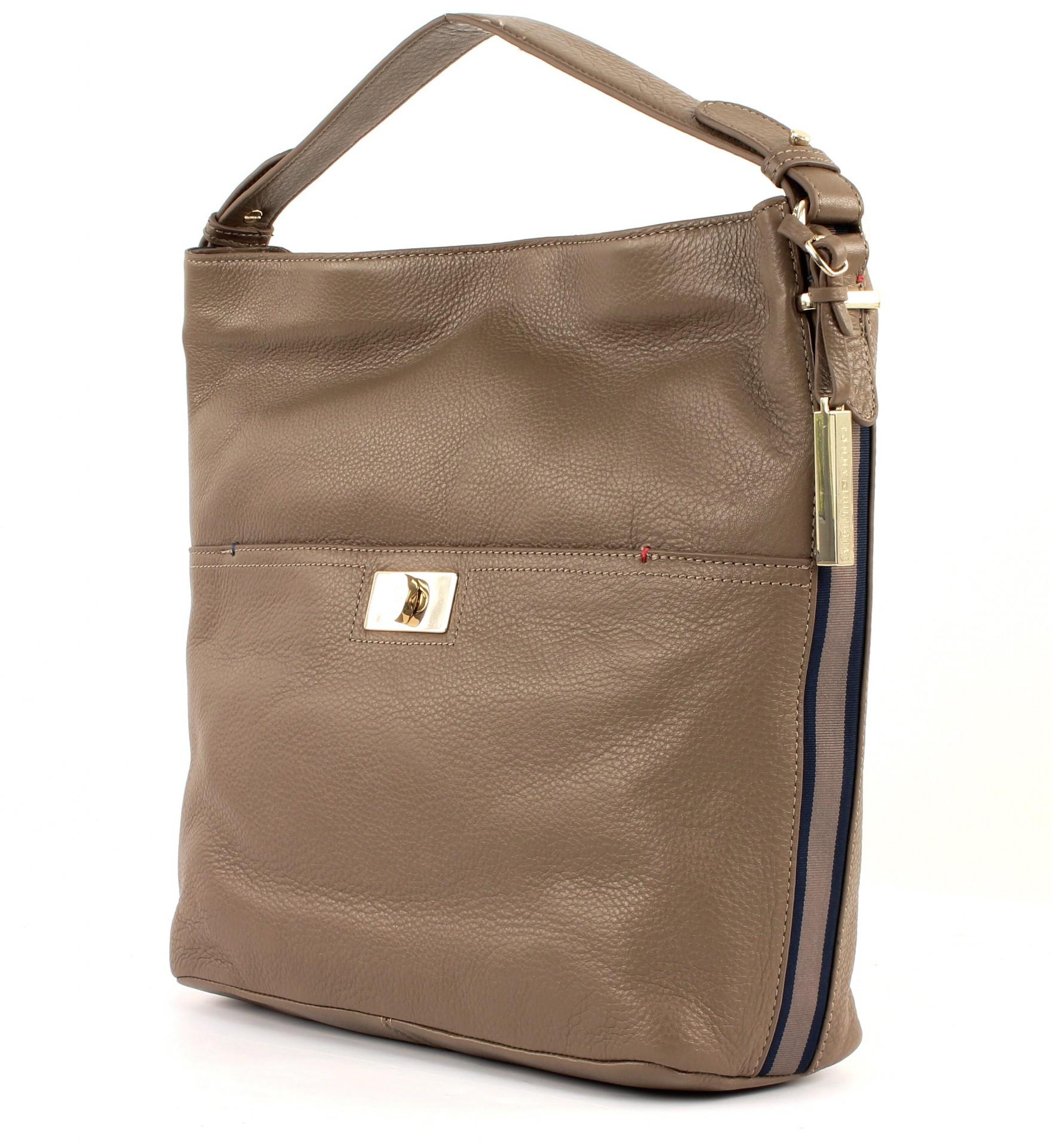tommy hilfiger florence hobo bag shoulder. Black Bedroom Furniture Sets. Home Design Ideas