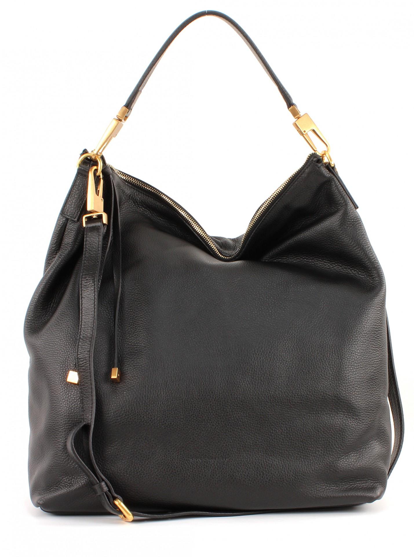 coccinelle roxy satchel bag schultertasche tasche umh ngetasche damen schwarz ebay. Black Bedroom Furniture Sets. Home Design Ideas