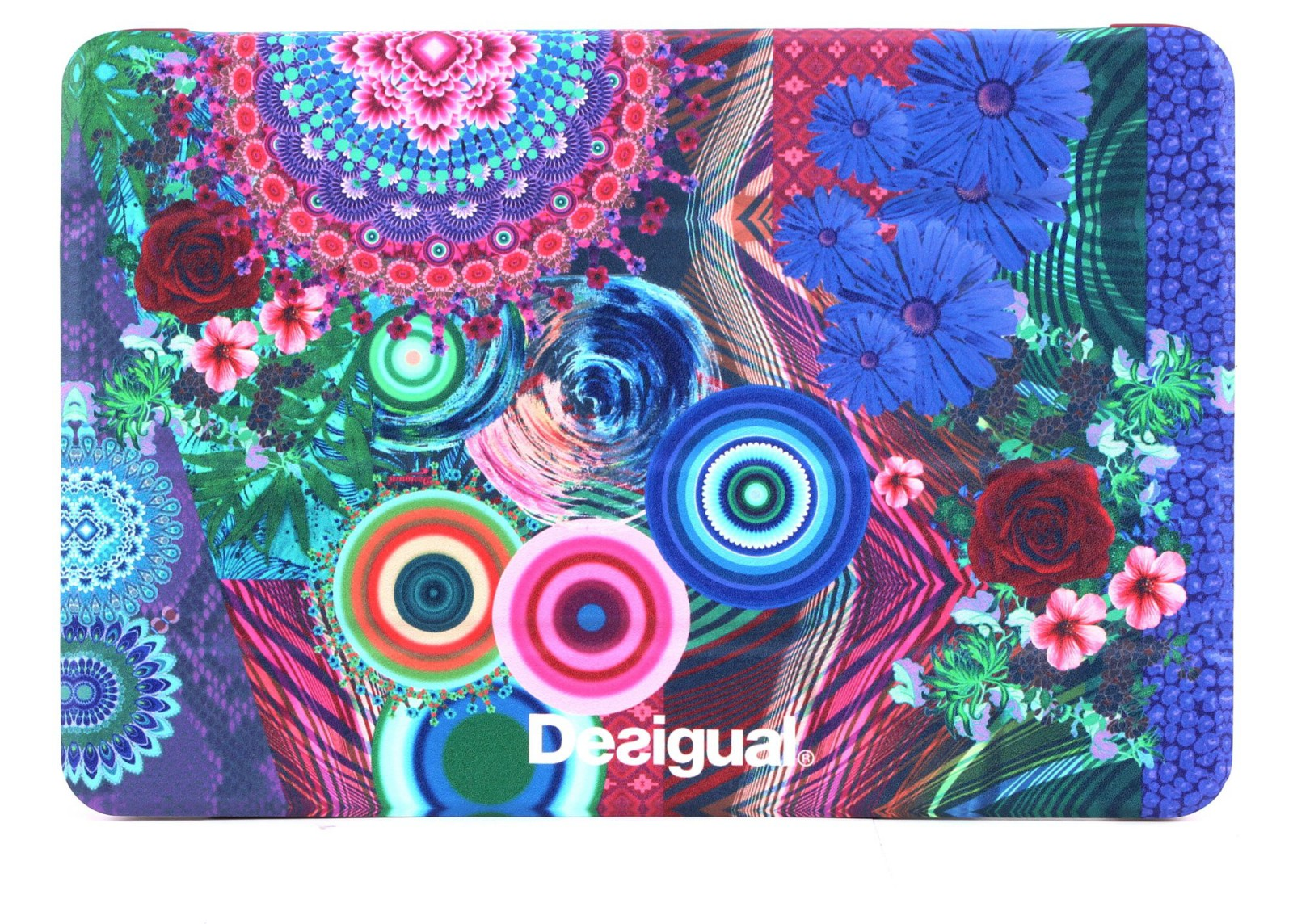 desigual mini ipad compartible 5 etui h lle tablet case. Black Bedroom Furniture Sets. Home Design Ideas