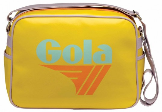 Redford Tasche Yellow/Aqua/Lilac/Orange