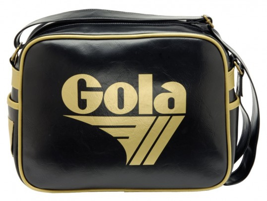 Redford Tasche Black/Gold