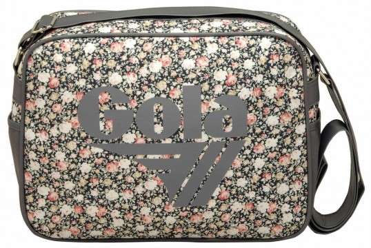 Redford Floral Tasche Grey/Black