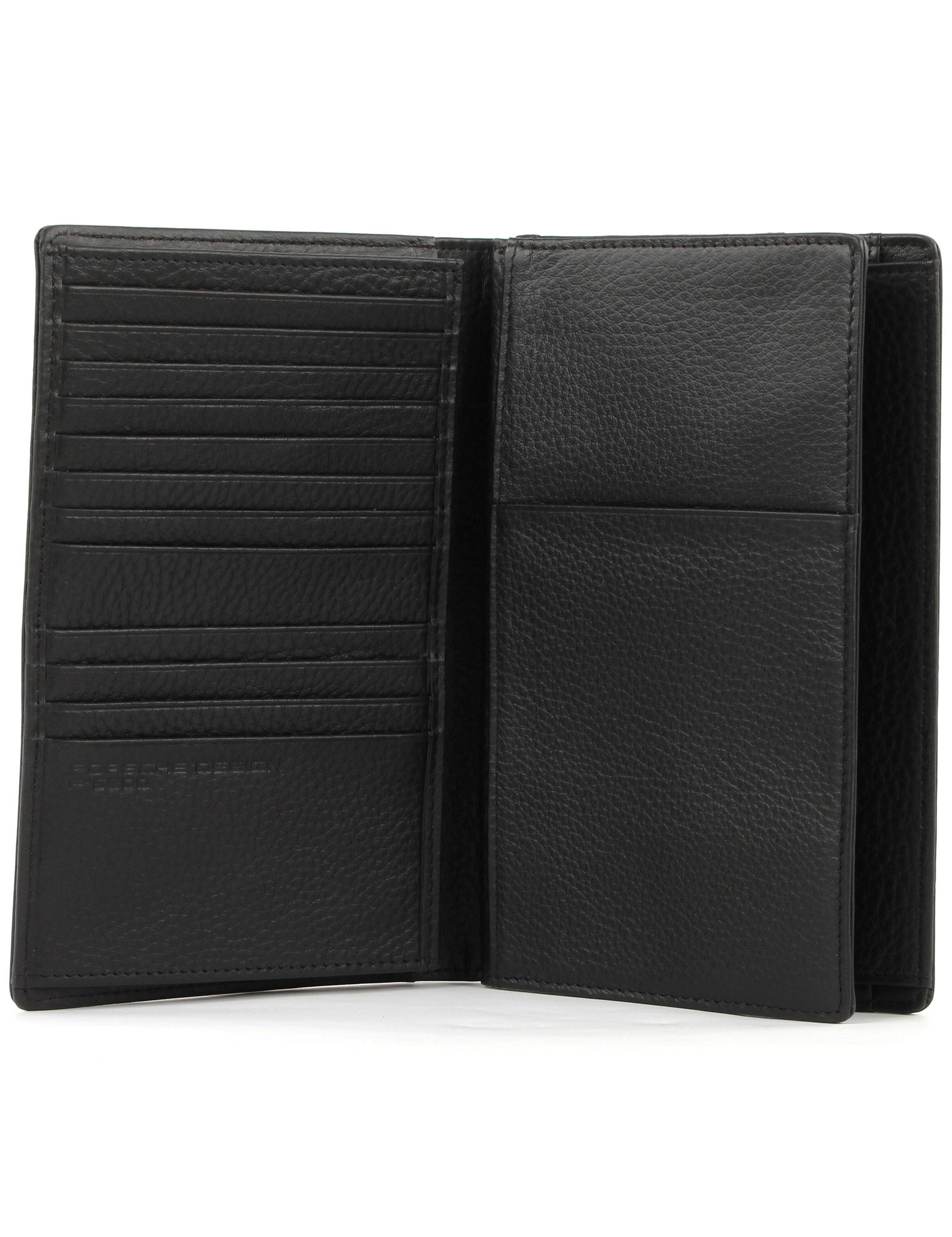 porsche design geldb rse cervo 2 0 wallet v11 black. Black Bedroom Furniture Sets. Home Design Ideas