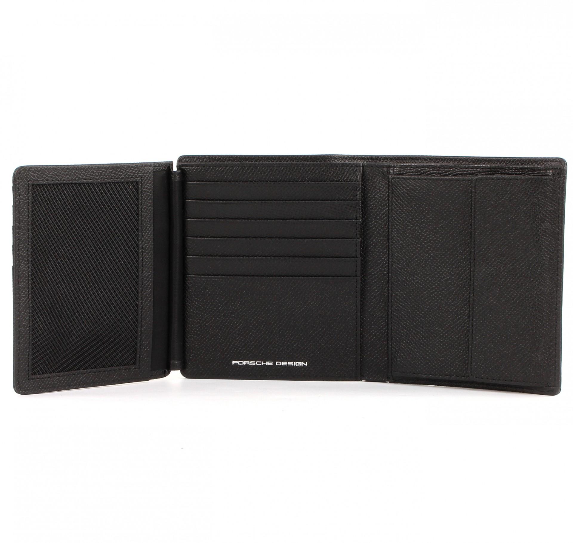 porsche design geldb rse french classic 3 0 billfold v11 black. Black Bedroom Furniture Sets. Home Design Ideas