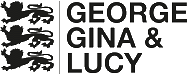 GEORGE GINA & LUCY-Logo